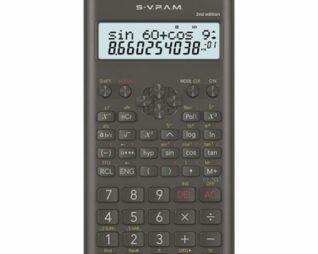 מחשבון מדעי Casio FX82 MS