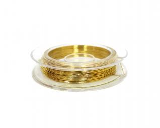חוט נחושת גוון זהב 20 מטר סופרקיט