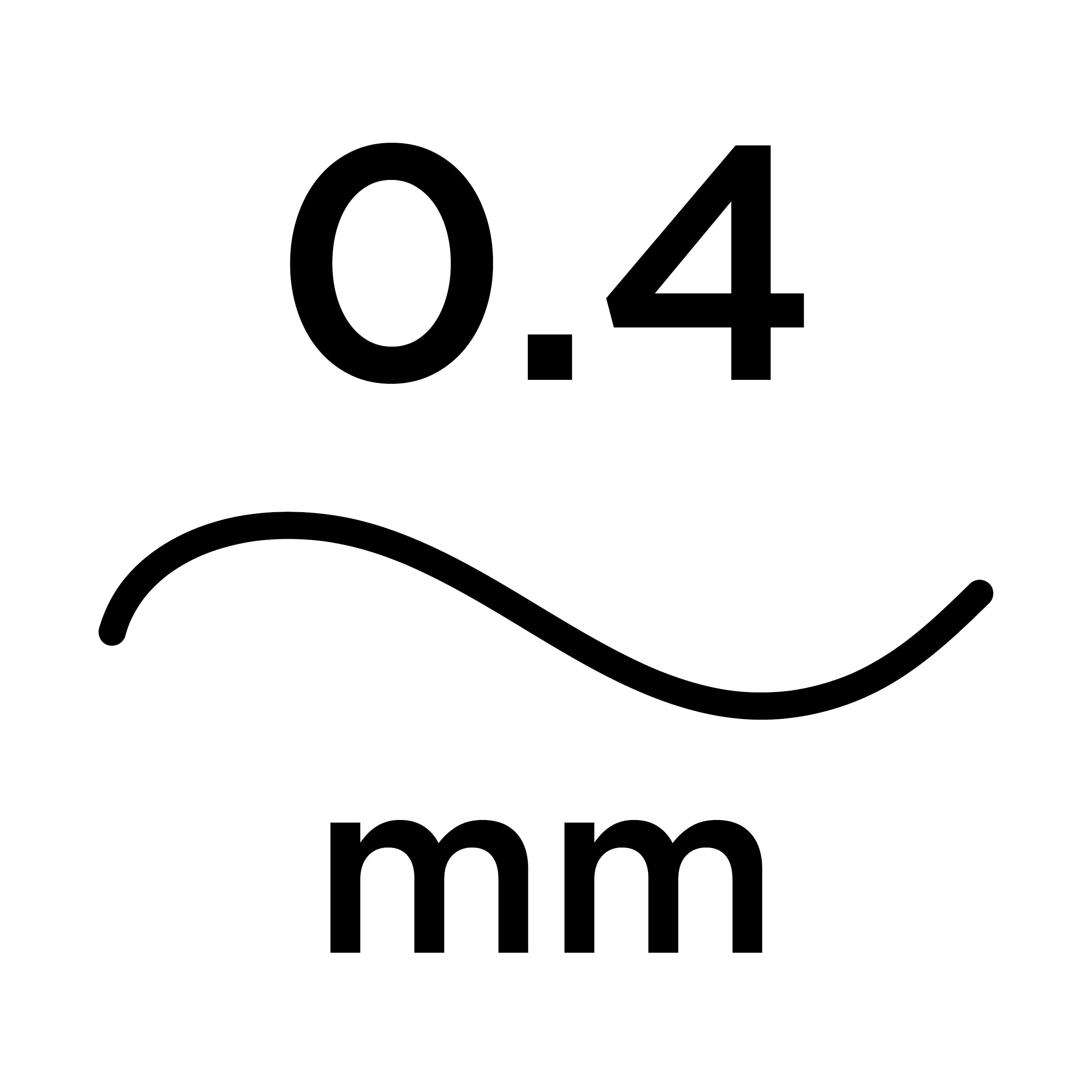 0.4mm