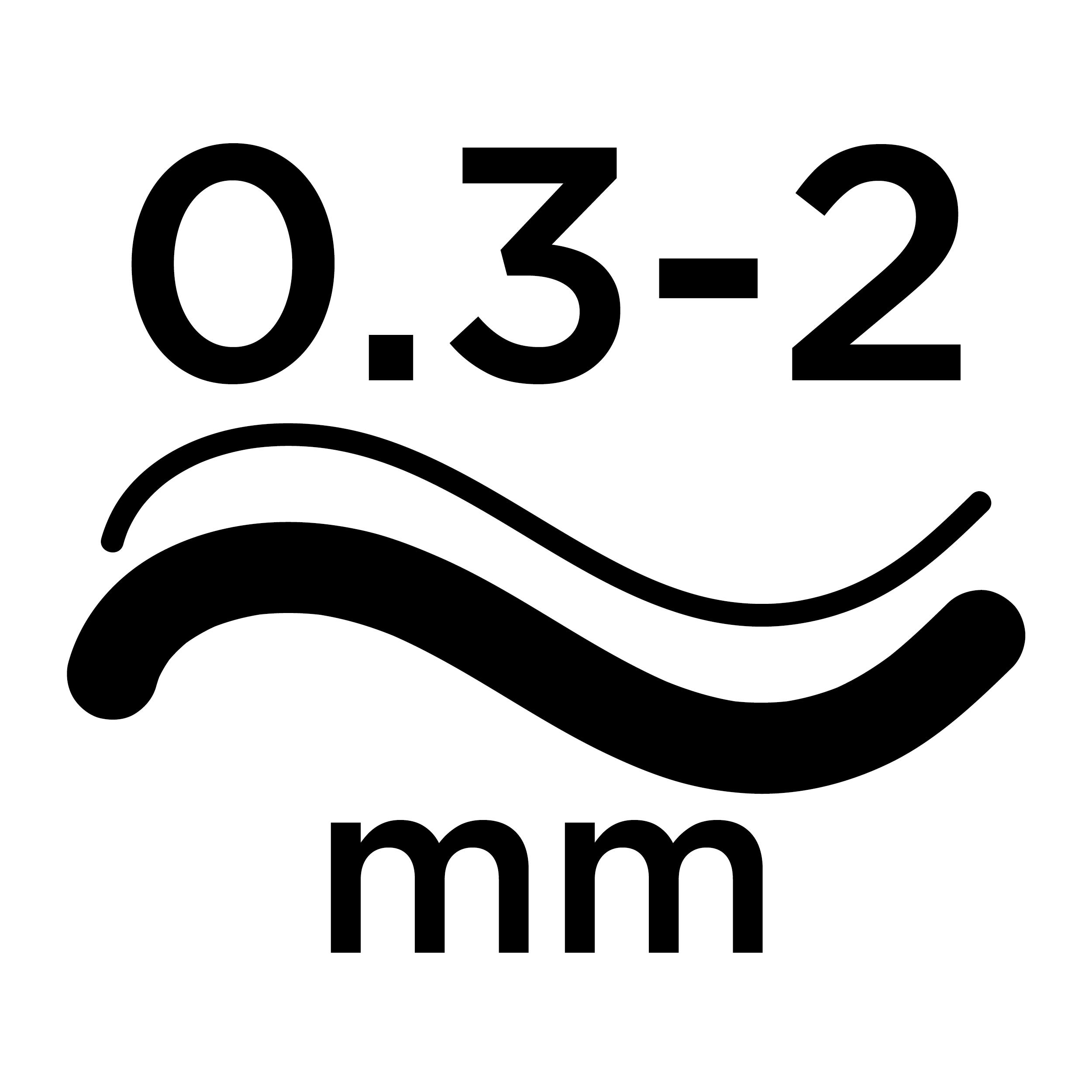 2-0.3mm