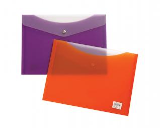 תיק מעטפה אופקי שני כיסים CAMPUS