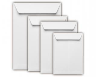 מעטפות כיס לבנות 25 יח' בשרינק