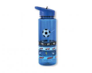 """בקבוק כדורגל צמידים 650 מ""""ל LOOPY"""