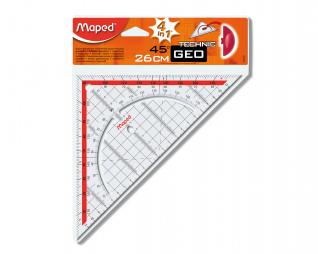 """משולש גיאומטרי אריסטו 26 ס""""מ MAPED"""