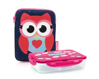 קופסת אוכל KAL-GAV OWL