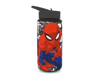 בקבוק עם כיסוי טרמי KAL-GAV SPIDERMAN