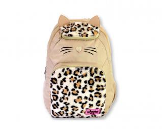 תיק חתול פרווה מוזהב IN WAY SPEED