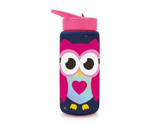 בקבוק עם כיסוי טרמי KAL-GAV OWL