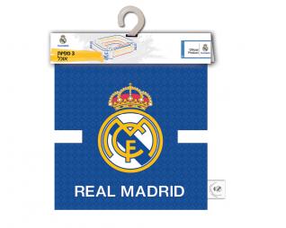 מארז 3 מגבות אוכל REAL MADRID