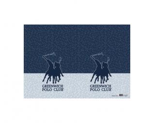 מארז 10 עטיפות לספר למינציה 35/50 פולו כחול פיטרול