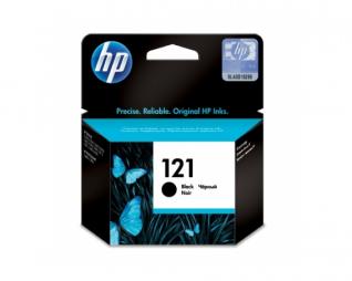 ראש דיו שחור מקורי HP 121
