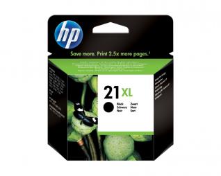 ראש דיו שחור מקורי HP 21XL