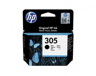 ראש דיו שחור מקורי HP 305