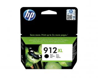 ראש דיו שחור מקורי HP 912XL