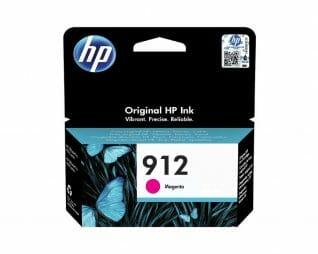ראש דיו מגנטה מקורי HP 912