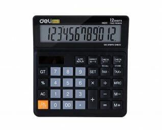 מחשבון שולחני DELI M01120