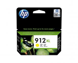 ראש דיו צהוב מקורי HP 912XL