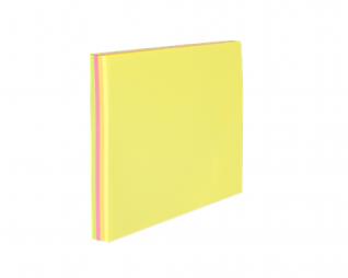 פתקיות דביקות צבעוניות DELI STICKY NOTES