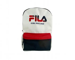 תיק פילה לבן 3 תאים FILA BAG