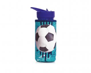 בקבוק כדור רגל עם כיסוי טרמי KAL-GAV SOCCER