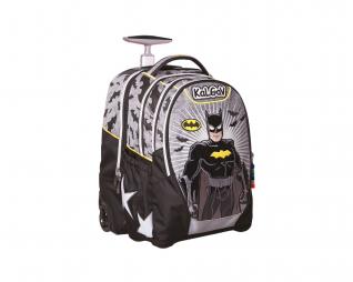תיק קל גב טרולי באטמן KAL-GAV I TROLLY BATMAN