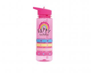 בקבוק צמידים שמח HAPPY