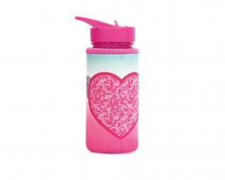 בקבוק לב עם כיסוי טרמי KAL-GAV LOVE