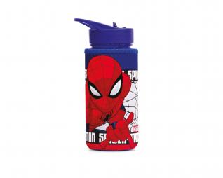 בקבוק ספיידרמן עם כיסוי טרמי KAL-GAV SPIDERMAN