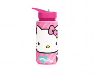 בקבוק הילו קיטי עם כיסוי טרמי KAL-GAV HELLO KITTY
